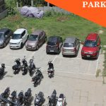 woodstock business center whitefield parking for bikes and cars