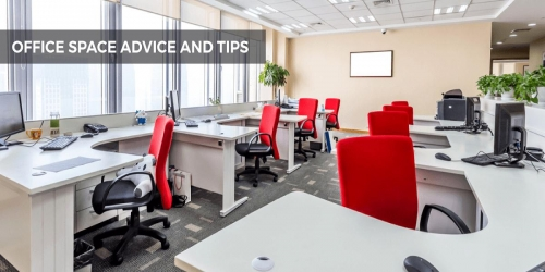 Office space advice and tips