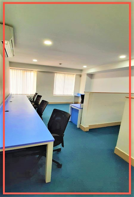 Plug & Play Office Space